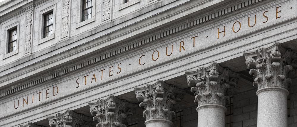 requirements for suing in federal court