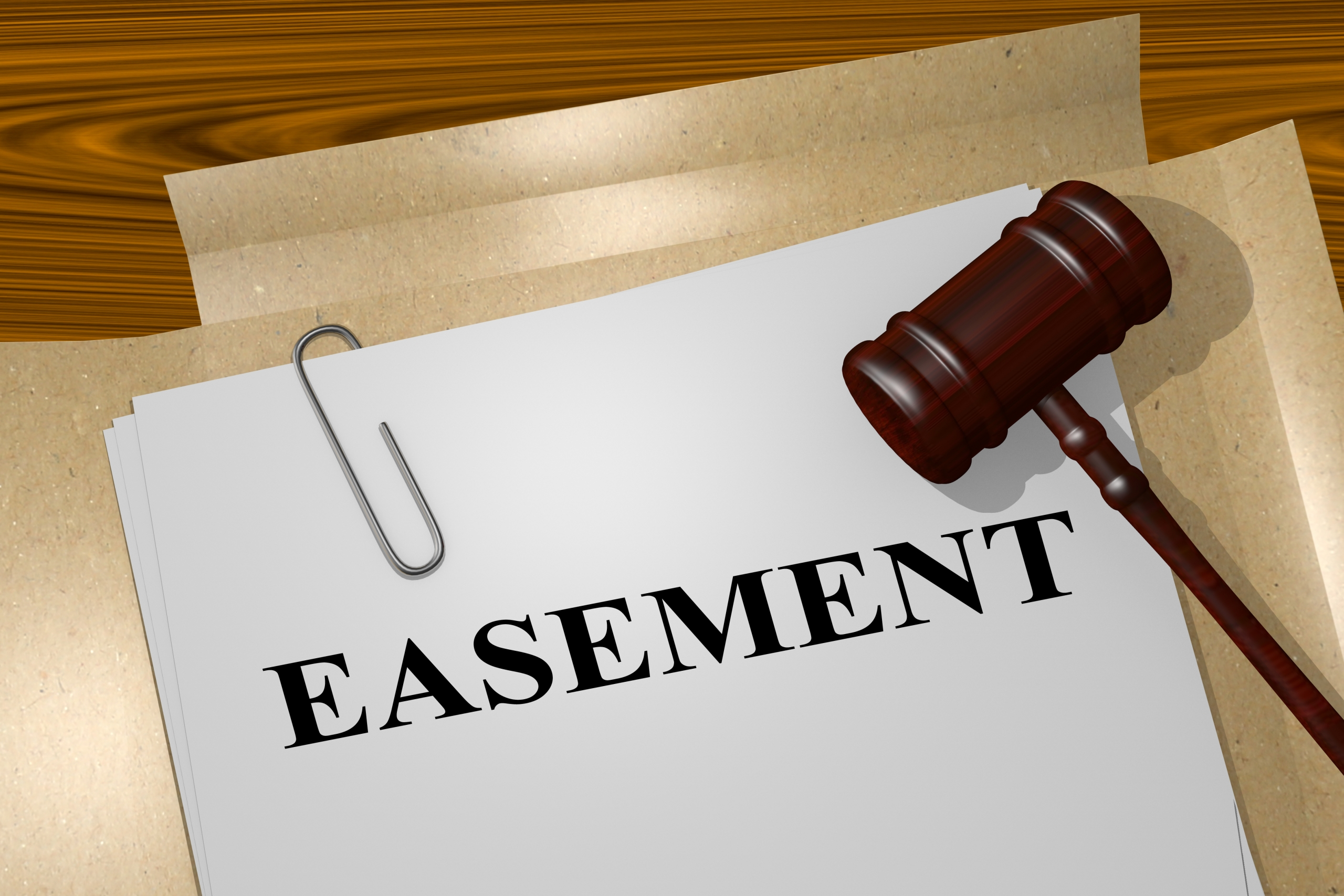 When is an Easement Valid?